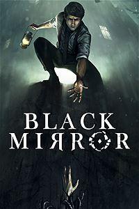 Capa de Black Mirror