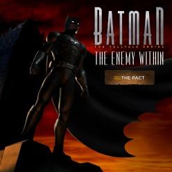 Capa de Batman: The Enemy Within E02 - O Pacto
