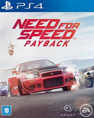 Capa de Need for Speed Payback
