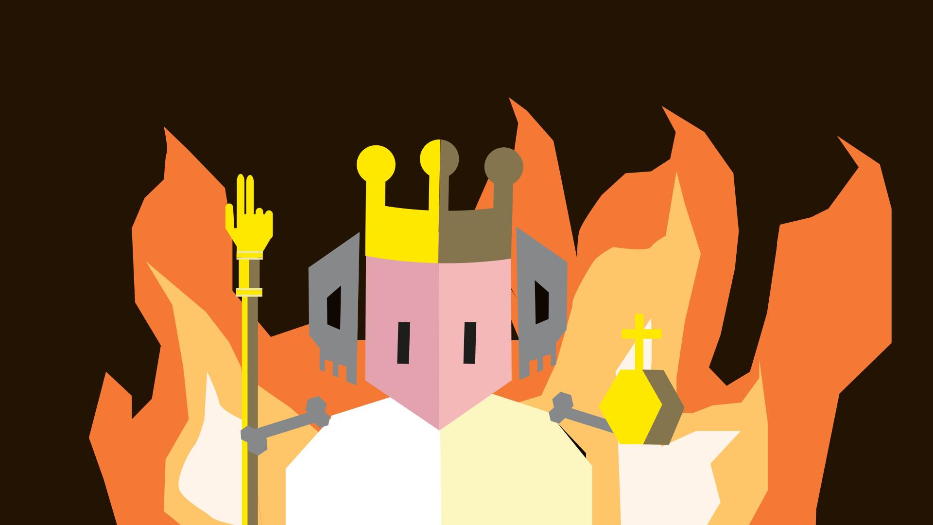 O Rei está morto, de novo