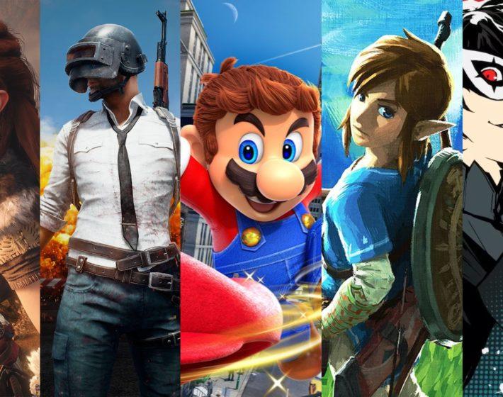 Assista ao The Game Awards 2017