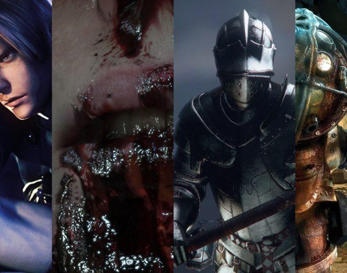 Seis jogos esquecidos pelas empresas, mas não por nós