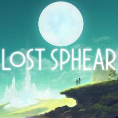 Capa de Lost Sphear