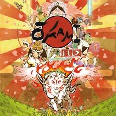 Capa de Okami HD