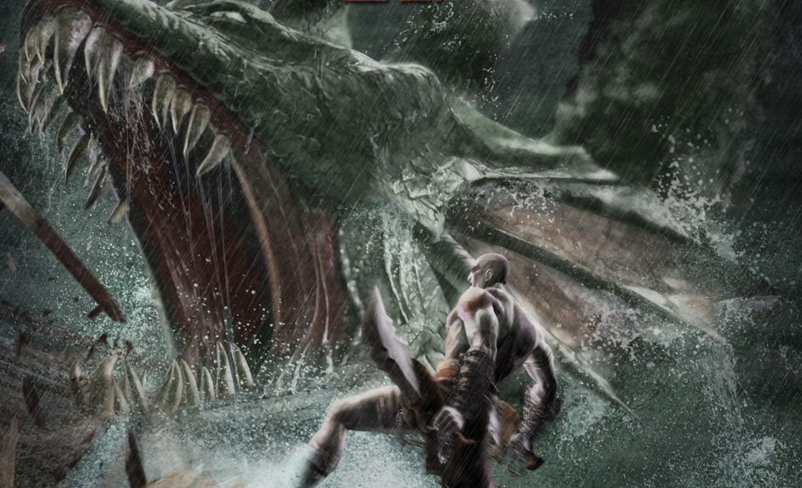 Gameplay: Kratos continua sua saga de violência em God of War