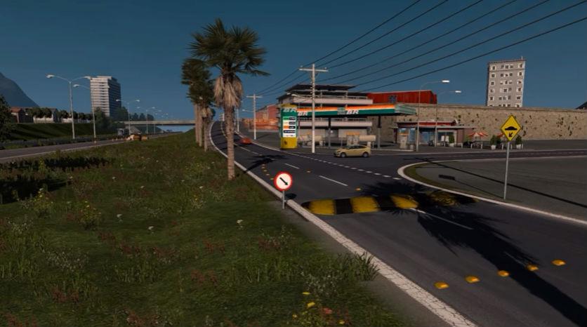 Euro Truck Simulator 2 Mapa RBR