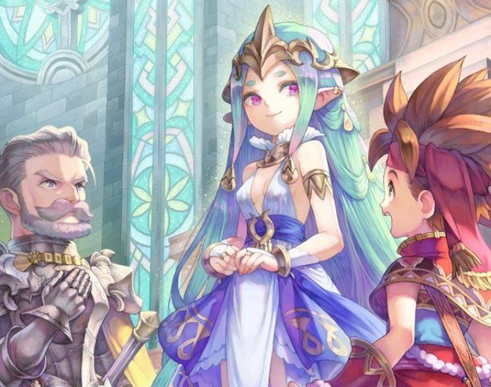 Gameplay: o clássico Secret of Mana retorna em nova versão