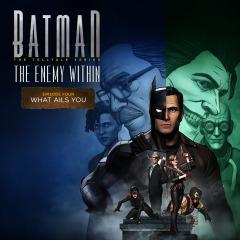 Capa de Batman: The Enemy Within E04 - Vilões de Vaudeville