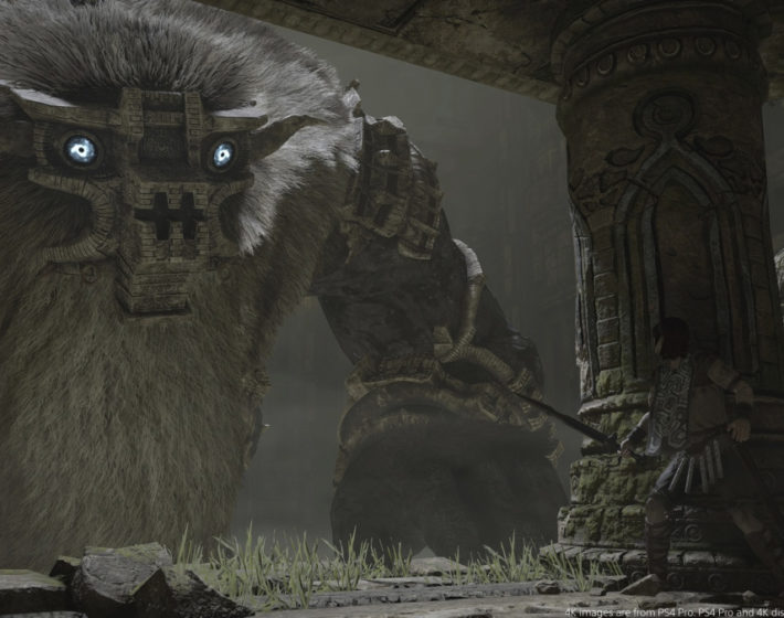 Gameplay: mais batalhas épicas e beleza no remake de Shadow of the Colossus