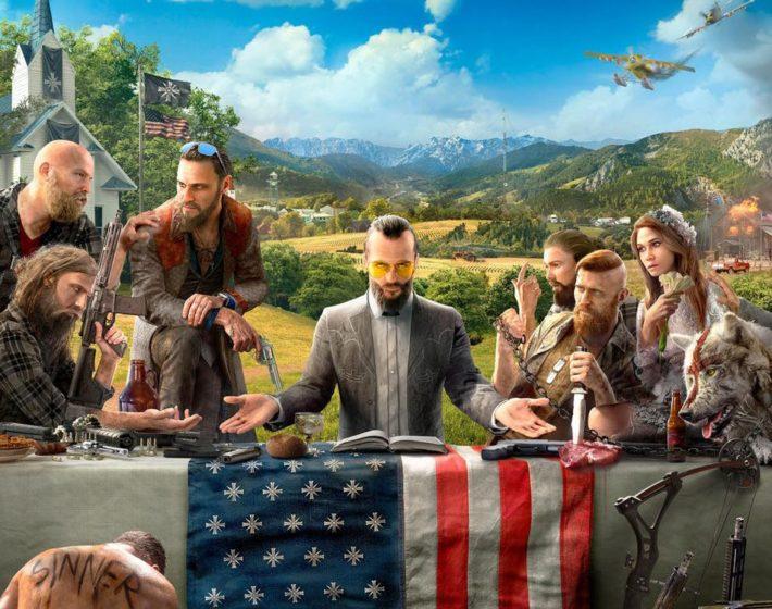 Far Cry 5, religião e loucura [Gameplay]