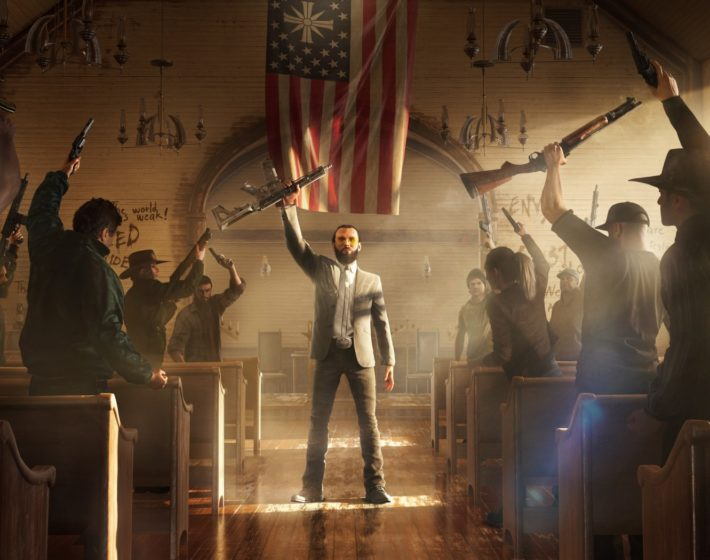 Far Cry 5 de feriado [Gameplay]