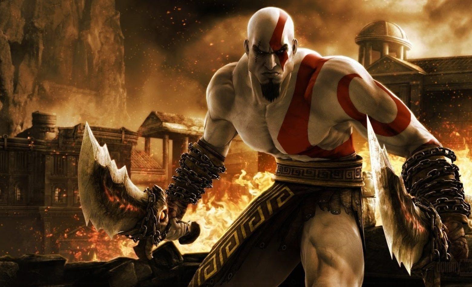 Vamos até o final de God of War! [Gameplay]
