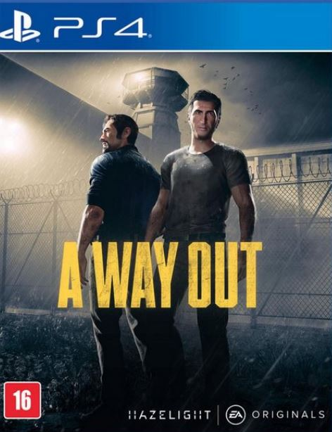 Capa de A Way Out