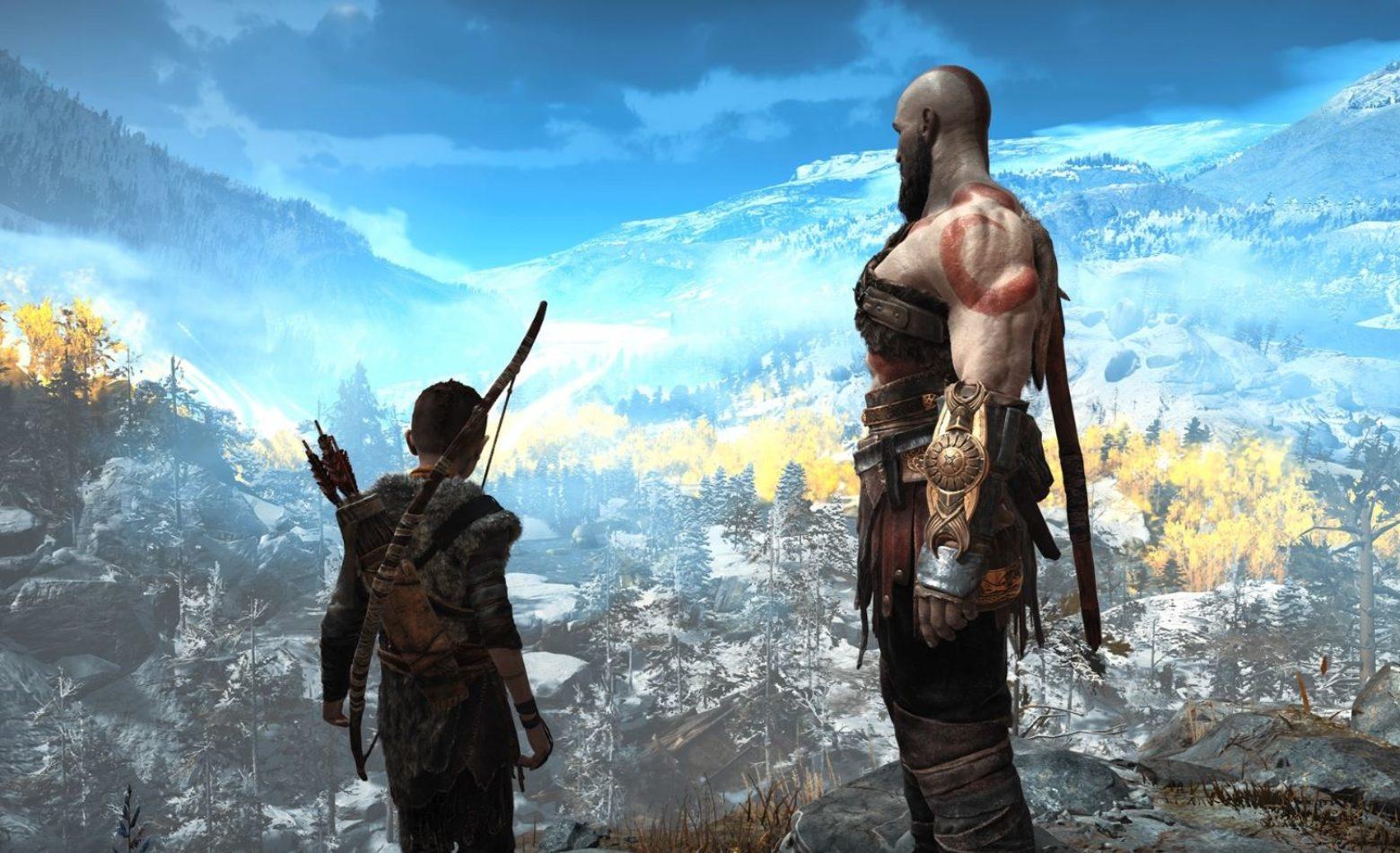 O retorno de Kratos no novo God of War [Gameplay]