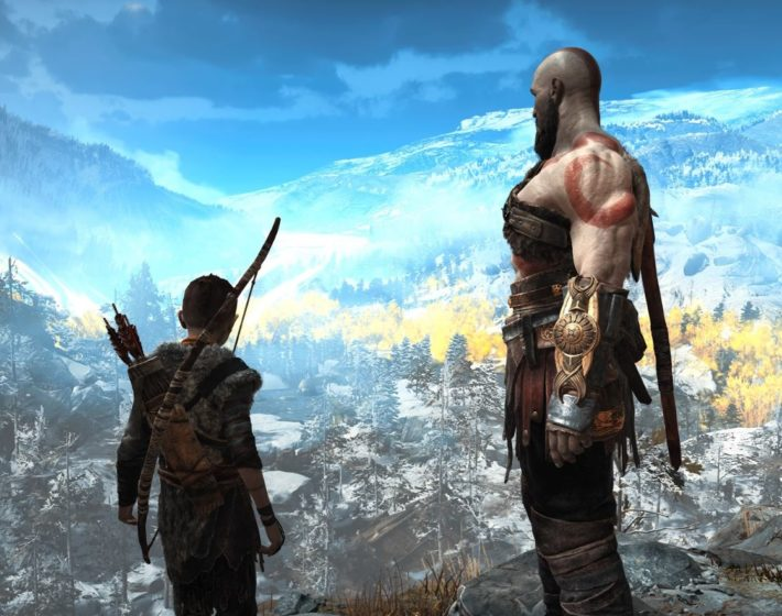 O retorno de Kratos no novo God of War [Gameplay]