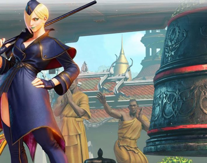 Falke e o desfalque da Capcom em Street Fighter V