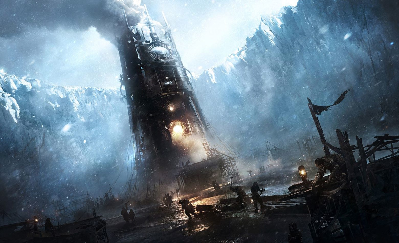 Frostpunk: governando no fim do mundo [Gameplay]