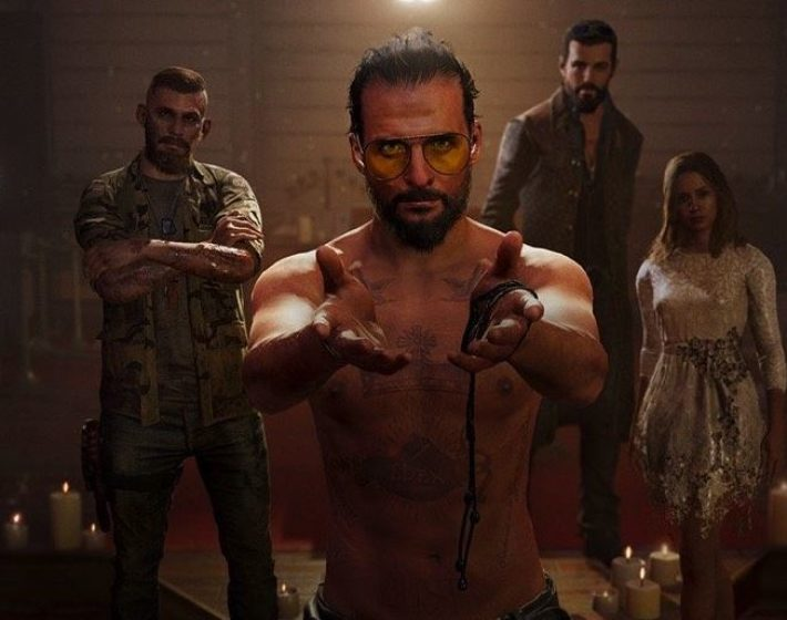 O sacrifício final em Far Cry 5 [Gameplay]