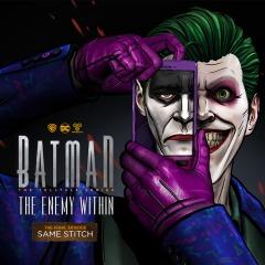Capa de Batman: The Enemy Within E04 - A Última Risada