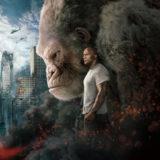 Rampage: Destruição Total é uma adaptação inusitada, mas que não vai além