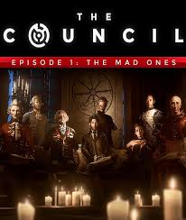 Capa de The Council E01: The Mad Ones
