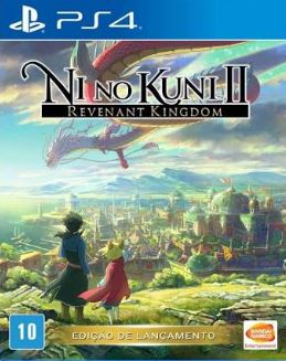 Capa de Ni no Kuni II: Revenant Kingdom