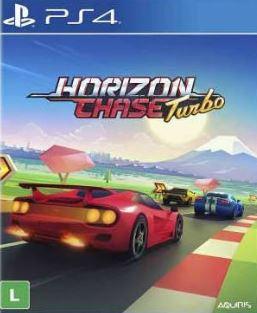 Capa de Horizon Chase Turbo