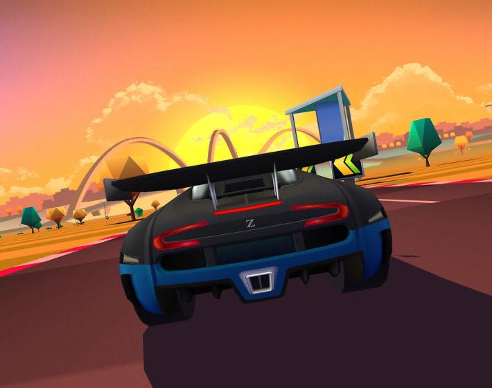 Correndo pelo Brasil em Horizon Chase Turbo [Gameplay]