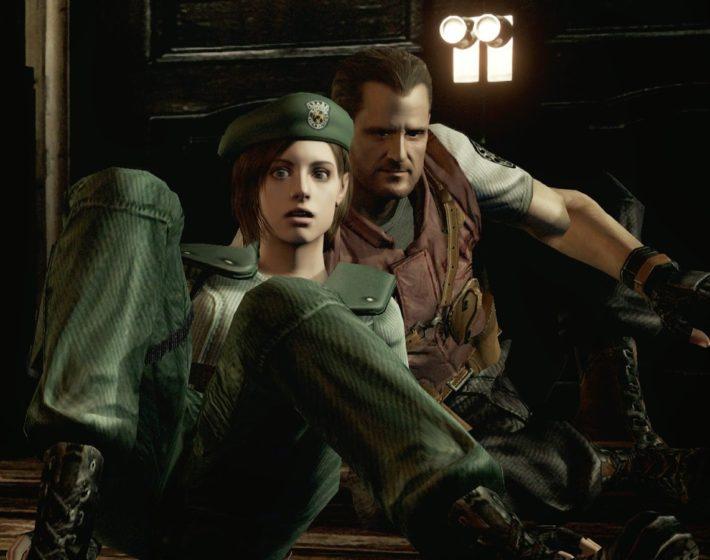 """""""Sobrevivência real"""" em Resident Evil HD Remaster [Gameplay]"""
