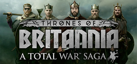 Capa de Total War Saga: Thrones of Britannia