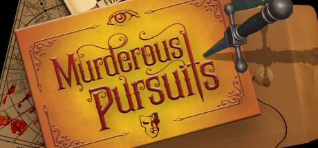 Capa de Murderous Pursuits