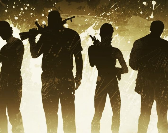 A matança desenfreada de Left 4 Dead 2