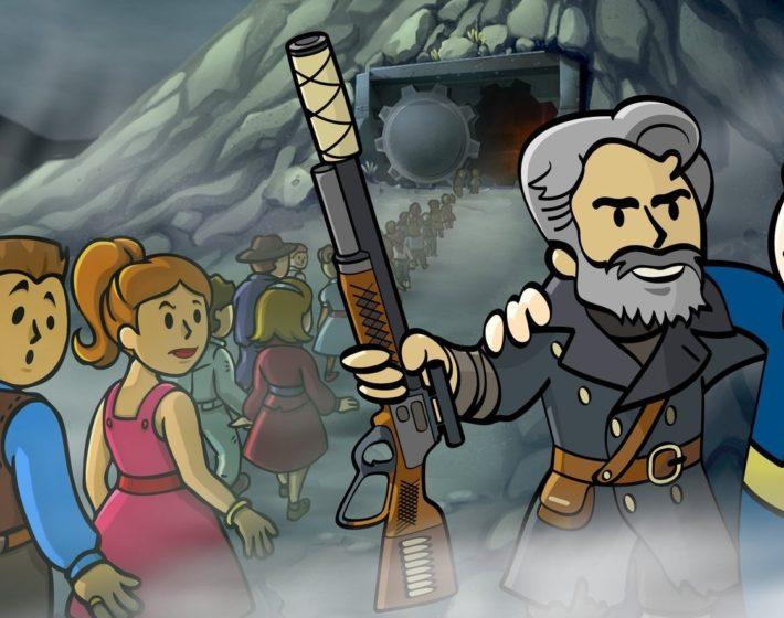 Fallout Shelter e a tentativa de sobreviver no apocalipse [E3 2018]