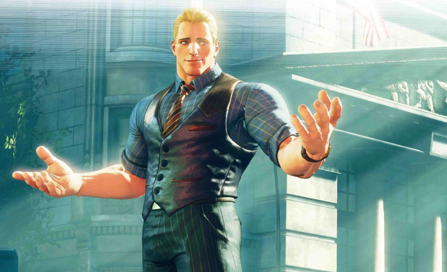 Cody e o capricho seletivo em Street Fighter 5