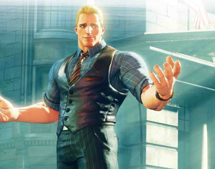 Cody e o capricho seletivo em Street Fighter 5