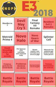 Bingo da E3
