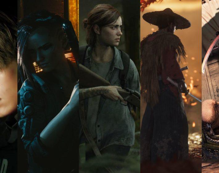 Os números e os melhores jogos da E3 2018 [NGP Live sqn]