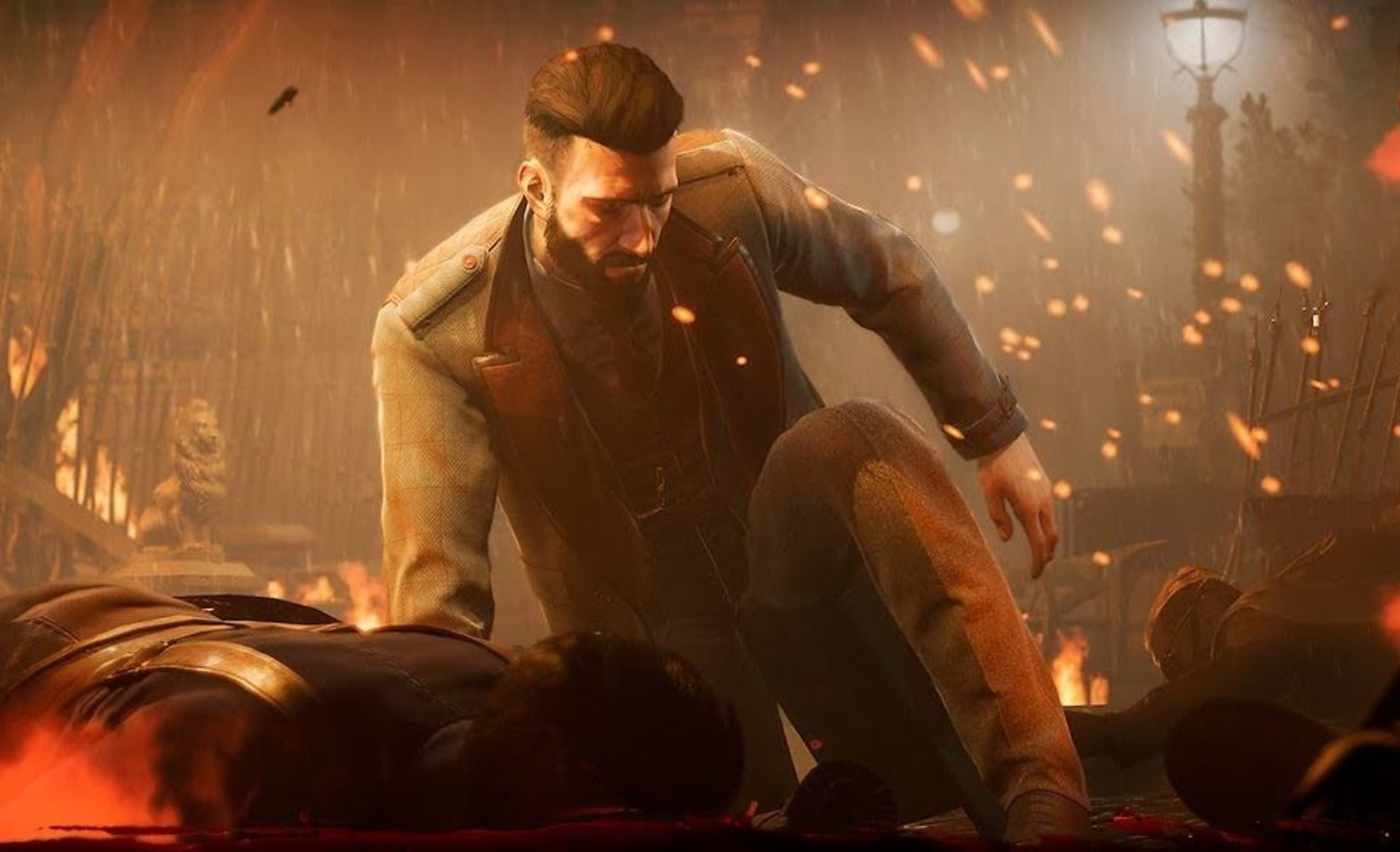 Vampyr: as incertezas de um vampiro iniciante [Gameplay]