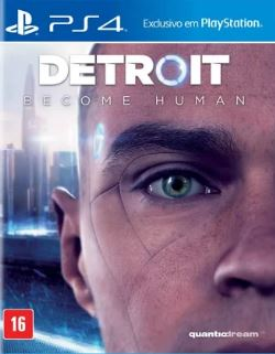 Capa de Detroit: Become Human