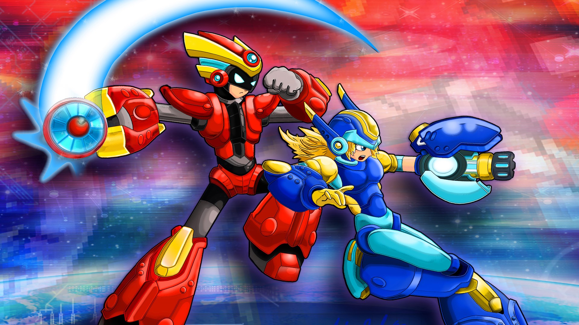 20XX, matando as saudades de Mega Man X [Gameplay]
