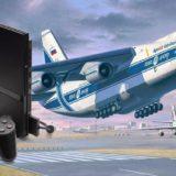 O dia em que o PS2 voou em um avião militar