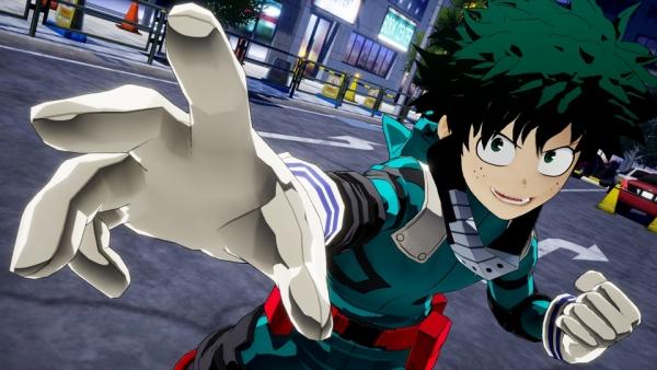 My Hero Academia: One's Justice parece confuso, mas diverte mesmo assim