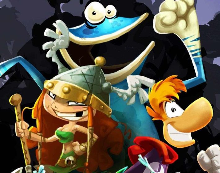 Rayman Legends: pula, corre, soca e canta [Gameplay]
