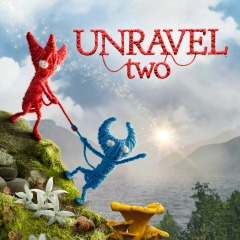 Capa de Unravel Two