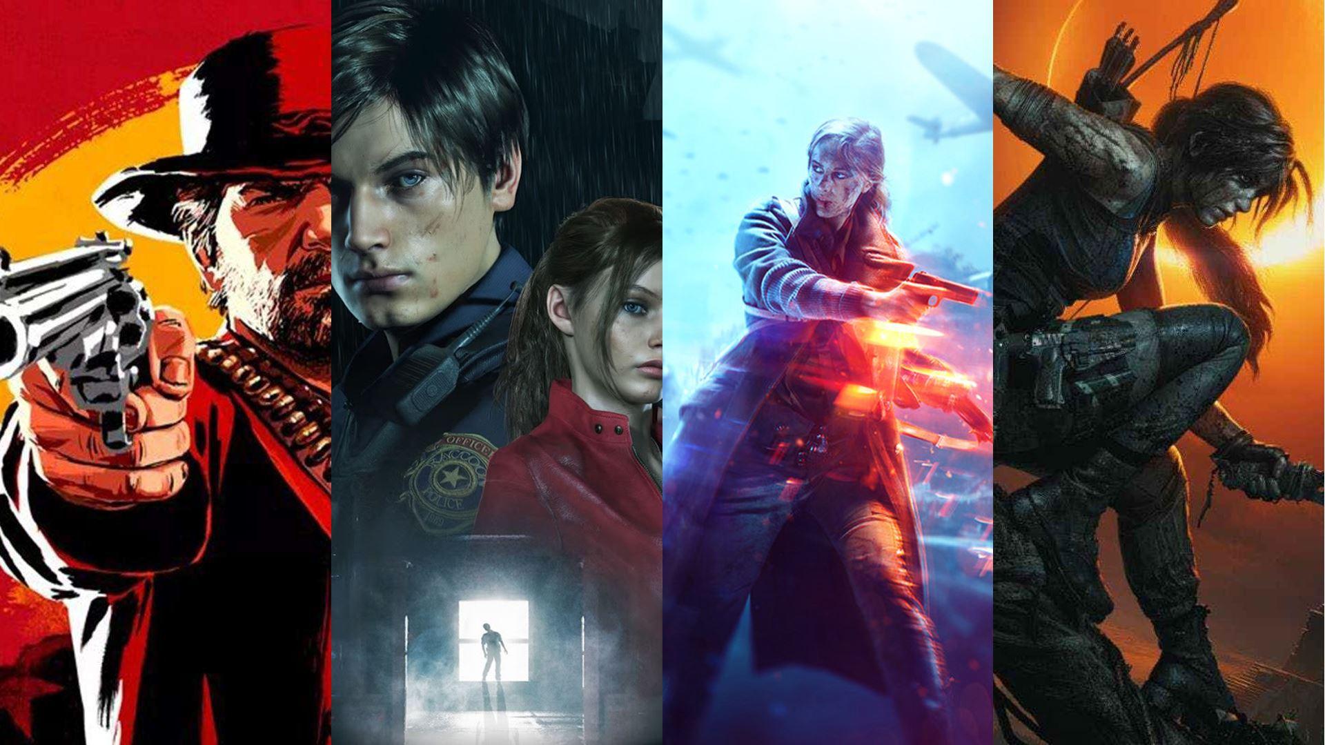 2018 e além: os principais jogos e datas de lançamento