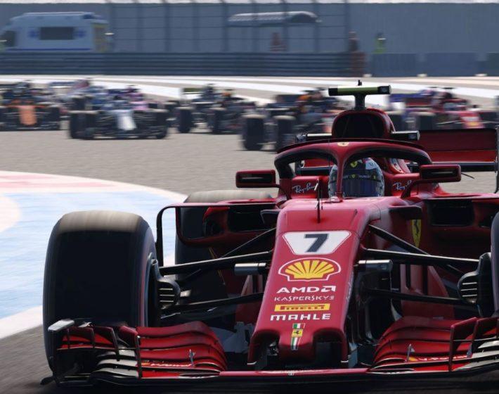 De volta às pistas com F1 2018 [Gameplay]