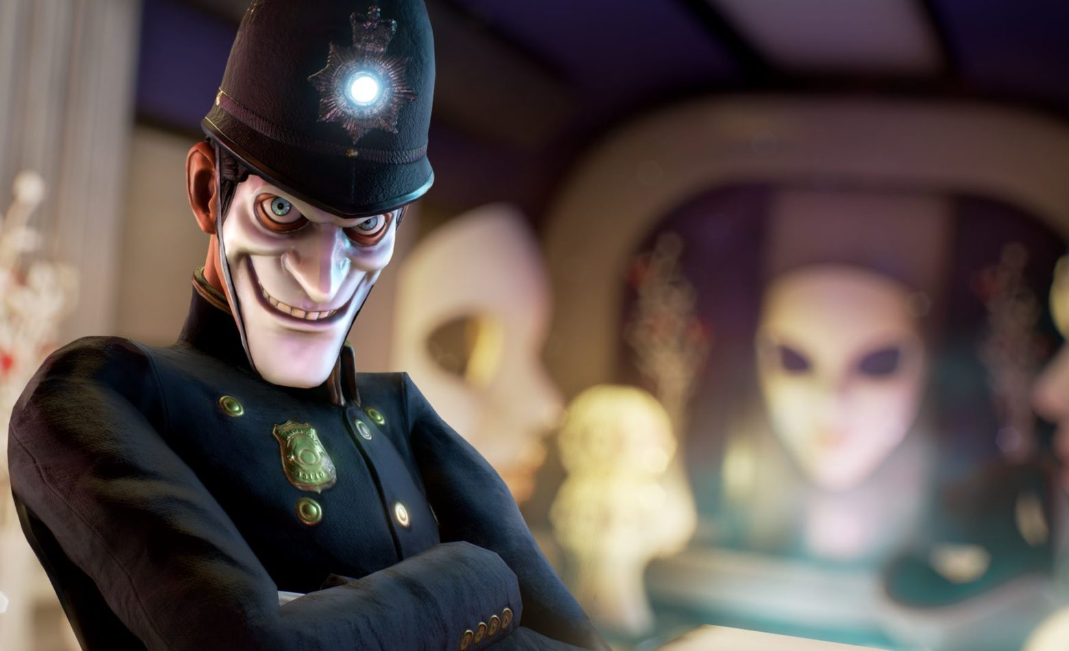 As pílulas de felicidade de We Happy Few [Gameplay]
