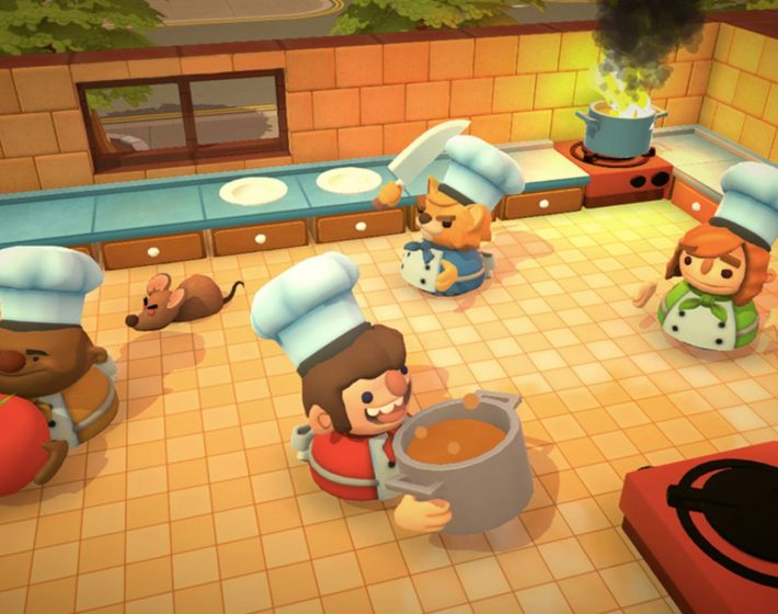 Overcooked 2: brincando de MasterChef [gameplay]