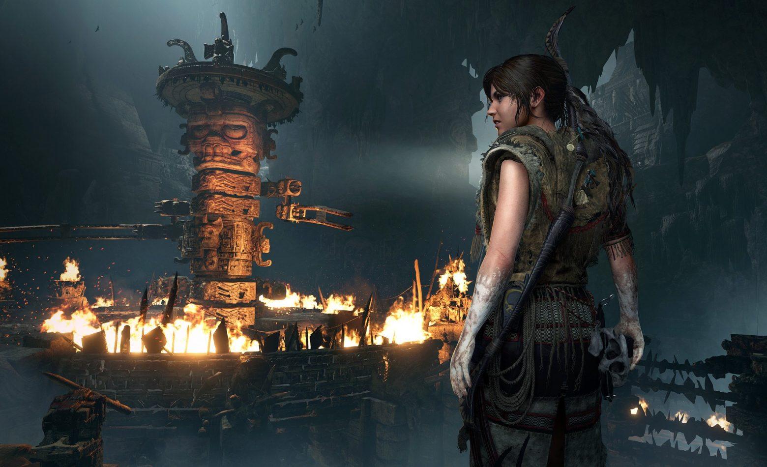 O apogeu de uma guerreira em Shadow of the Tomb Raider [Gameplay]