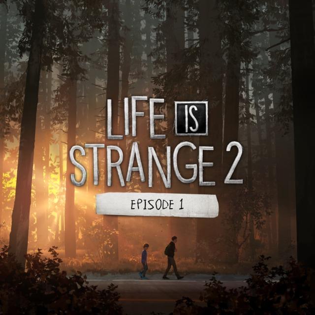 Capa de Life is Strange 2 E01 - Roads